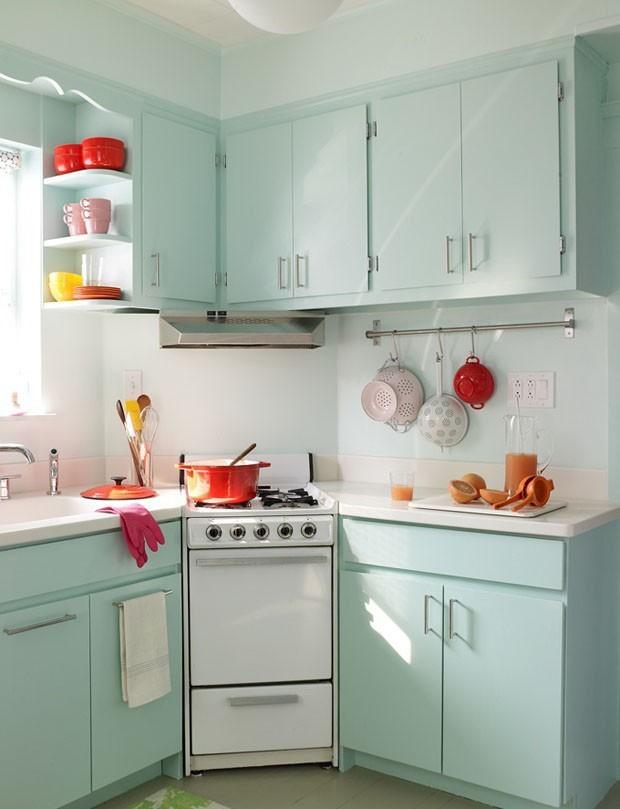Armário de cozinha: 8 inspirações para fazer em casa (Foto: Reprodução/Divulgação)