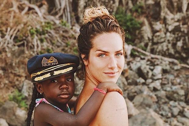 Giovanna Ewbank e Titi (Foto: Reprodução/Instagram)