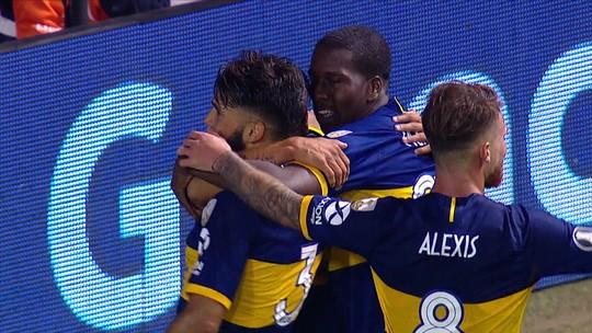 Veja os melhores momentos de Boca Juniors 2 x 0 Athletico, pela Libertadores