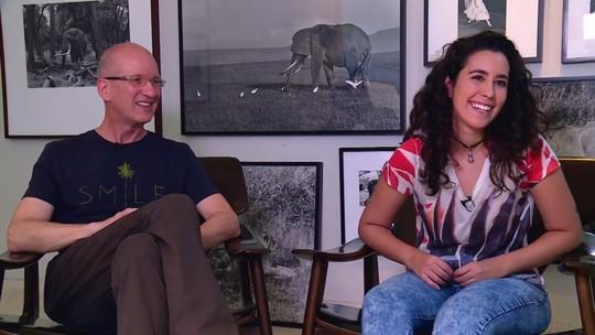 'Caldeirão': Dupla participante do 5º 'The Wall' quer ajudar animais em projeto social