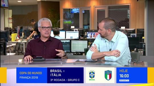 Redação SporTV: jornalista diz que é injusto Marta ganhar menos que Pará, do Flamengo