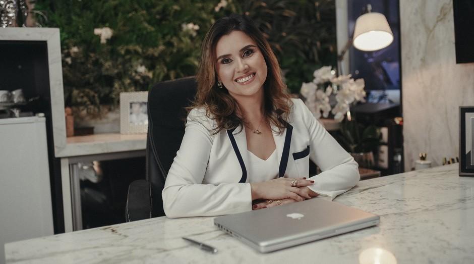Karla Gomes de Lima, fundadora da Posé Beleza Expressa (Foto: Divulgação)