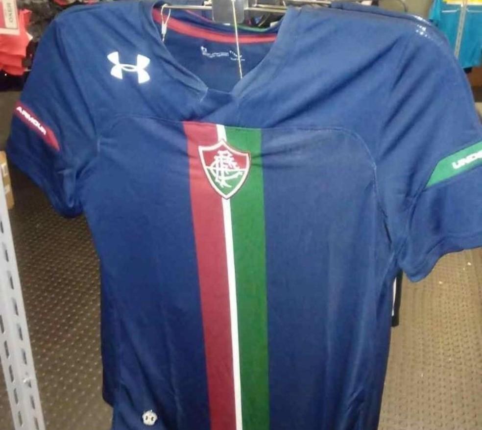 2cddccfd95143 ... Nova terceira camisa do Fluminense vaza na web — Foto  Reprodução