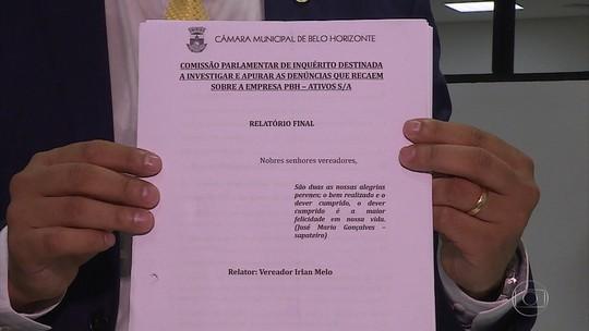 Prazo para encerramento da CPI da PBH Ativos termina sem votação do relatório