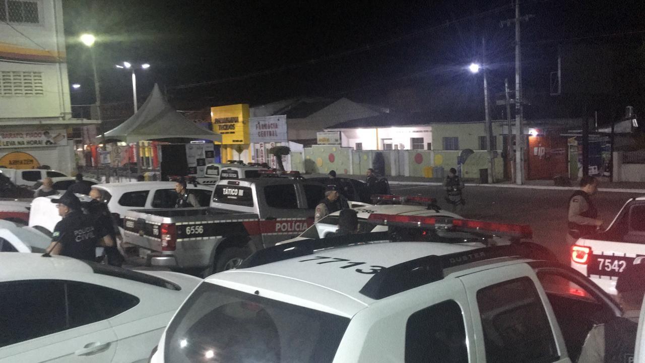 Suspeitos de latrocínio de pai de cacique em aldeia são presos, na Paraíba - Notícias - Plantão Diário