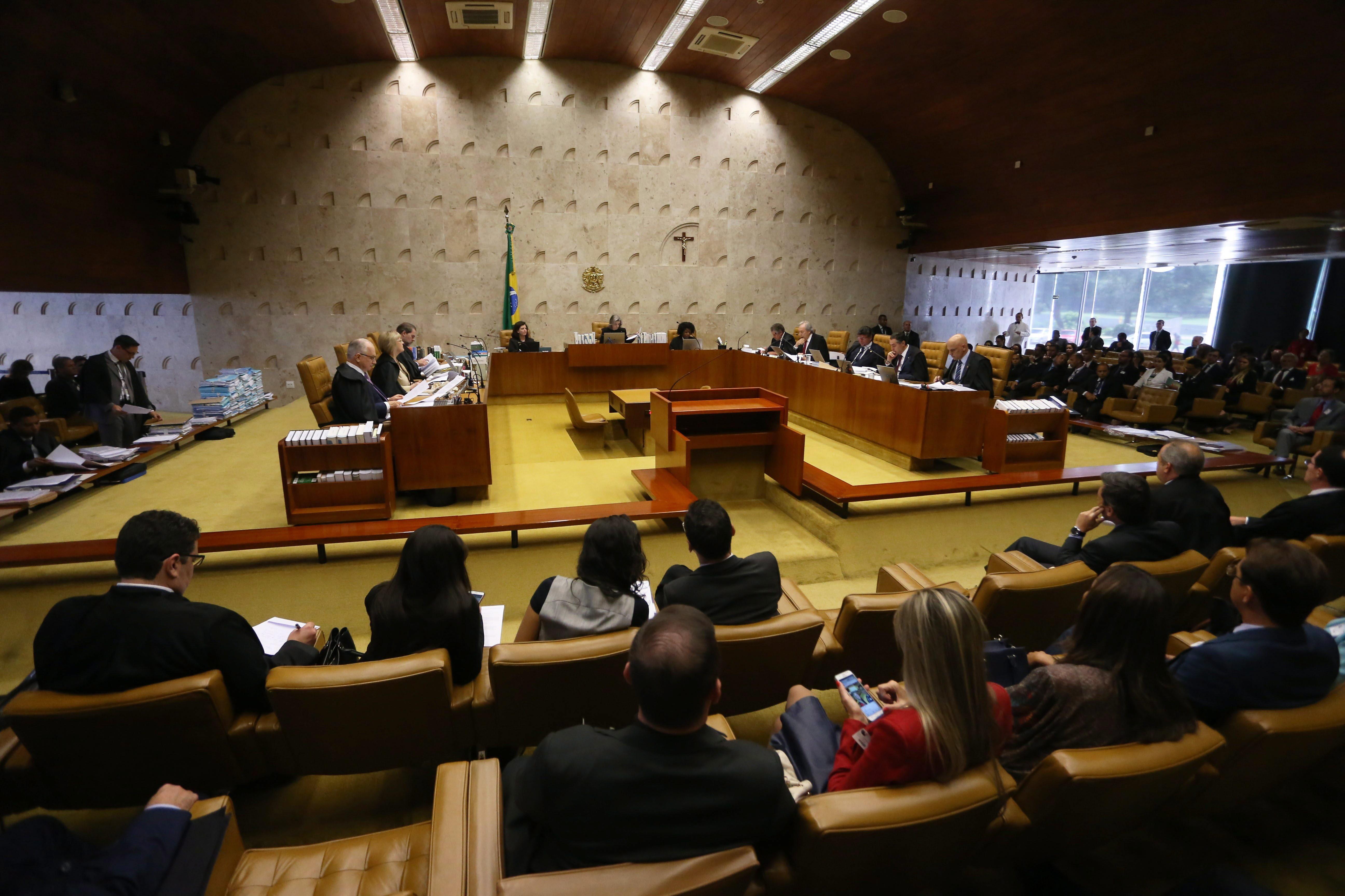 Clima U00e9 P U00e9ssimo Entre Os Ministros Do STF Ancelmo O Globo