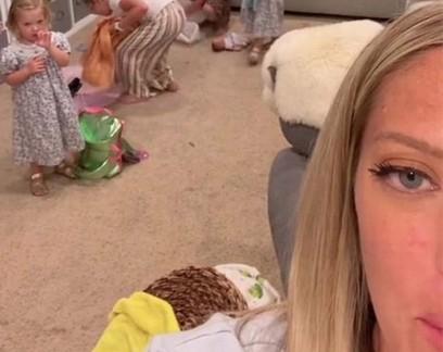 Mãe revela truque para fazer as crianças guardarem todos os brinquedos