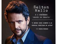 """Selton Mello: """"Eu me sinto um sobrevivente"""""""