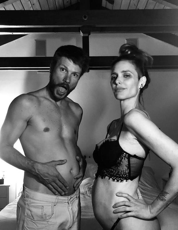 Fernanda Lima e Rodrigo Hilbert (Foto: Reprodução/Instagram)