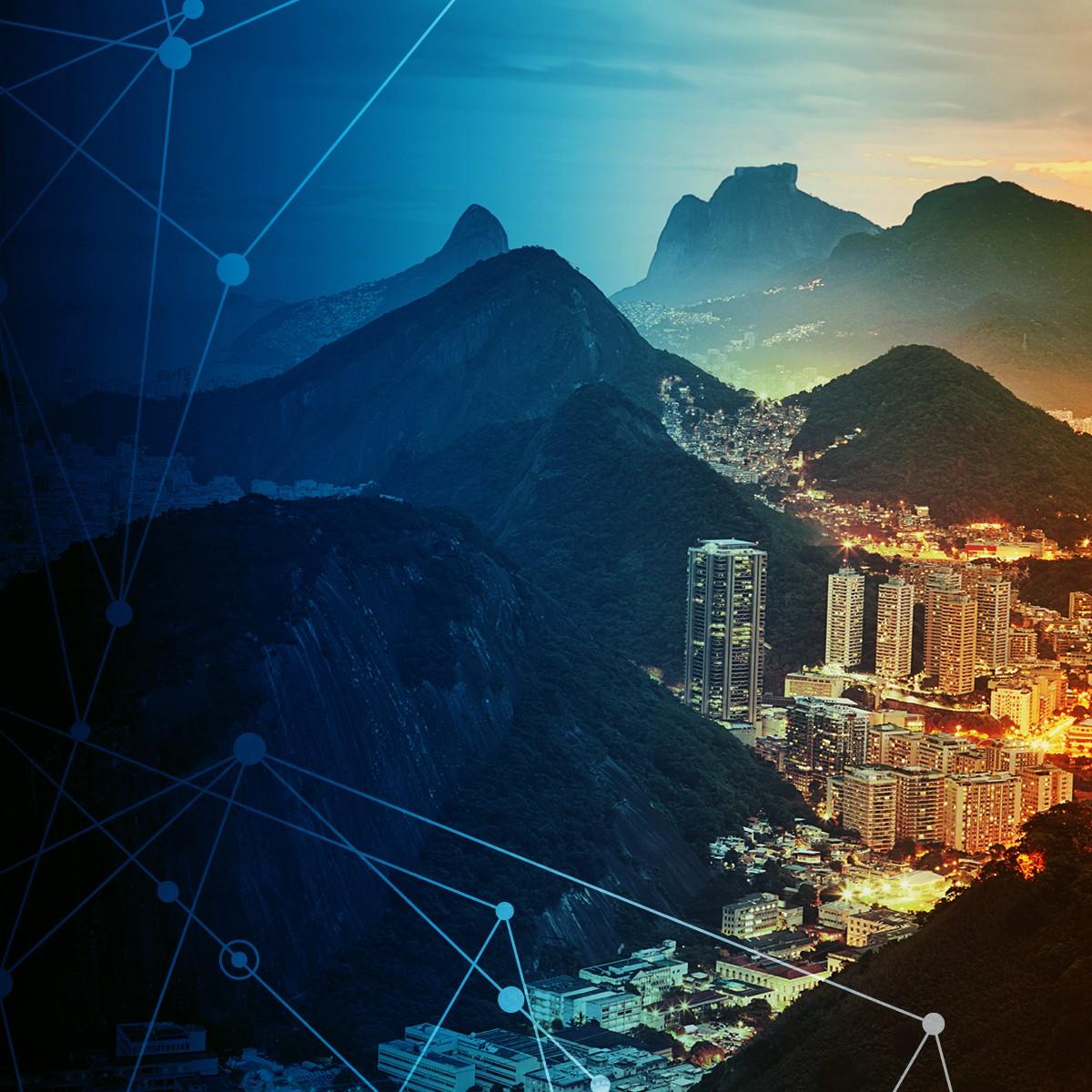 Empresas se conectam de forma segura a uma rede global de funcionários, parceiros e clientes (Foto: Divulgação)