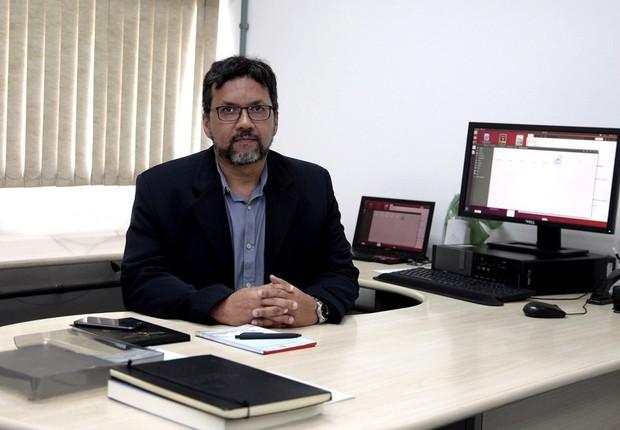 Carlos Henrique Costa Ribeiro, vice-reitor do Instituto Tecnológico de Aeronáutica (ITA) (Foto: Divulgação)
