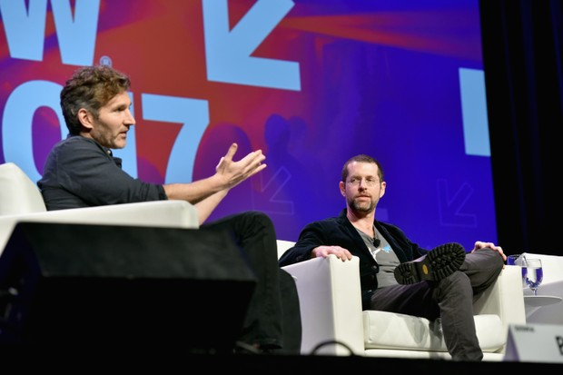 David Benioff (esquerda) e D.B. Weiss (Foto: Getty Images)
