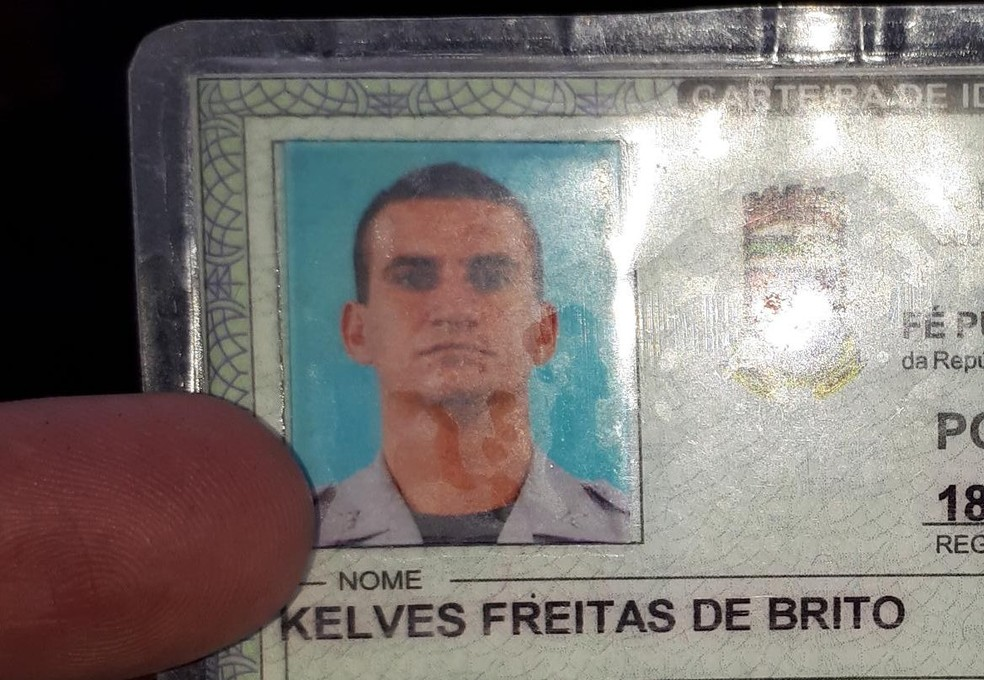 Kelves Freitas de Brito integrava a Força Tática do 3º Batalhão da PM do Rio Grande do Norte (Foto: Divulgação/PM)