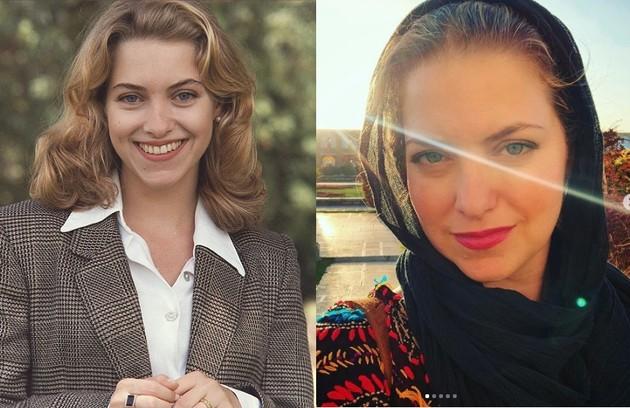 Tatiana Issa viveu Dorinha. Depois da série, ela abandonou a carreira de atriz e hoje é produtora e diretora (Foto: Reprodução)