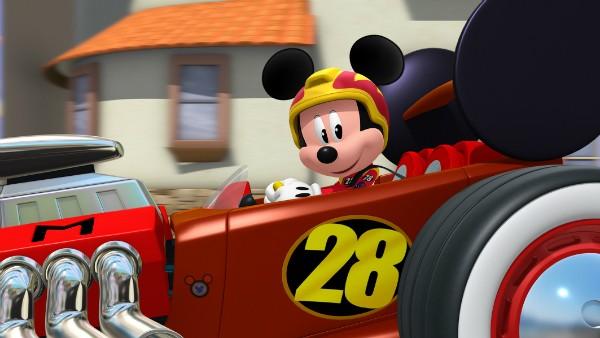 Mickey: Aventuras Sobre Rodas (Foto: Divulgação)