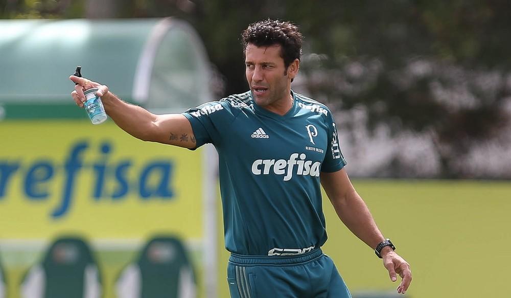 Egídio é multado por xingar torcedor no desembarque do Palmeiras