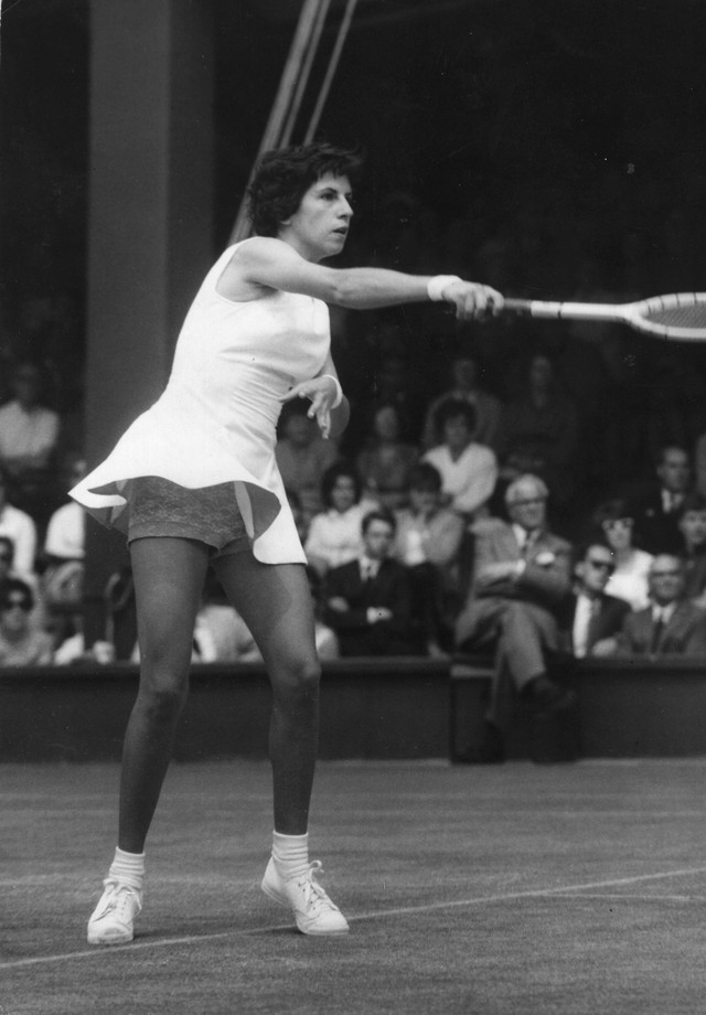 Maria Bueno (Foto: Getty Images)
