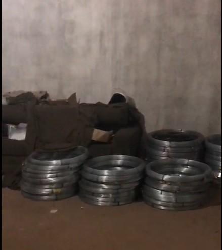Homem é preso e carga de arame comprada por meio de fraude é apreendida em Luís Eduardo Magalhães