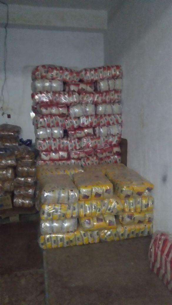 Polícia Militar apreende carga de alimentos roubada na Mata Sul de Pernambuco