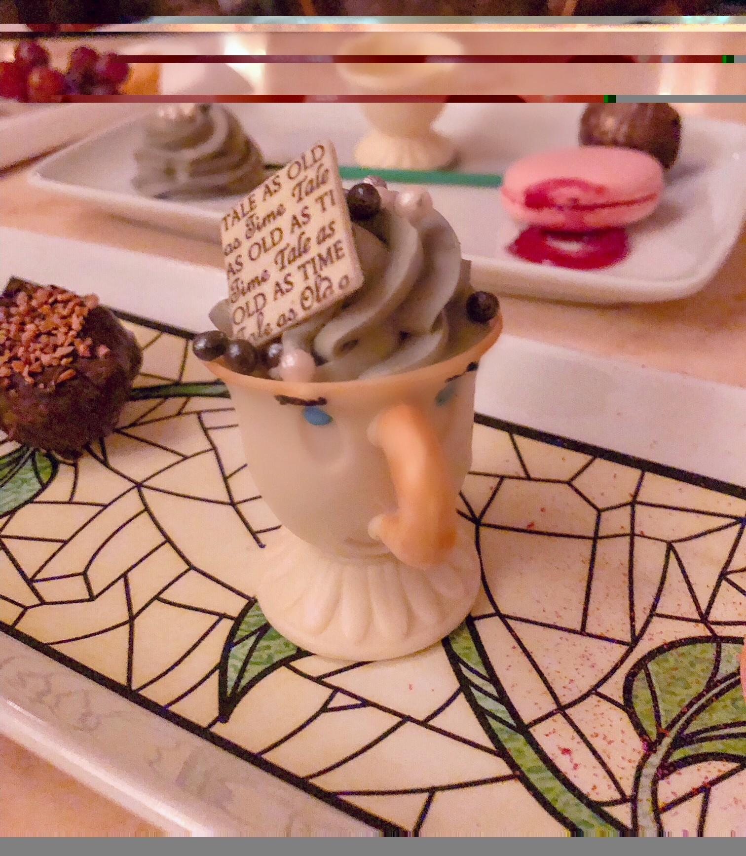 "Dessert Trio - na foto ""Chip"""