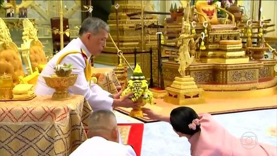 A guarda-costas que acaba de se tornar rainha da Tailândia
