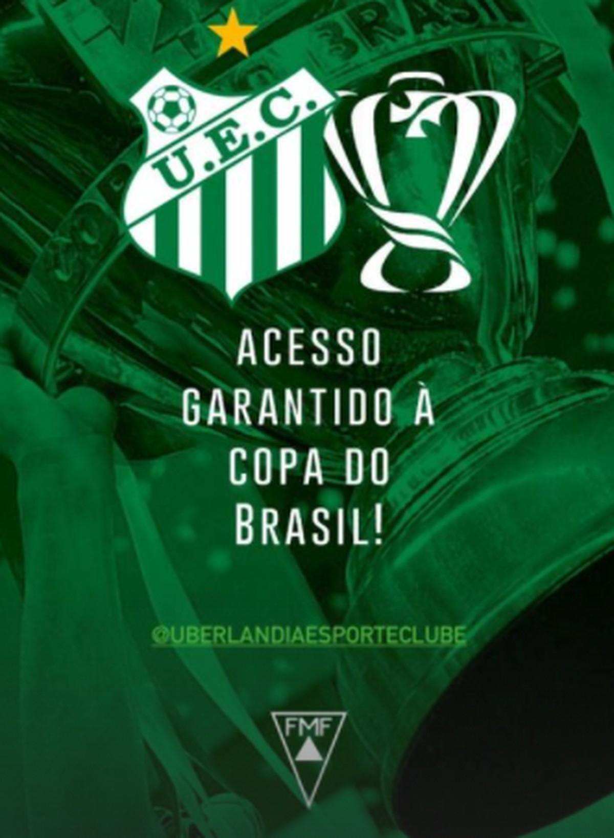 Classificação do Atlético-MG à Libertadores coloca Uberlândia na Copa do  Brasil 2021 | uberlândia