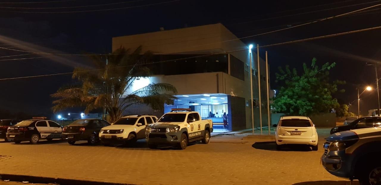 Homem é preso por espancar e manter esposa sob cárcere em bairro na área nobre de Boa Vista - Noticias