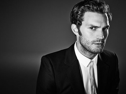 "James Dornan como Christian Grey em ""Cinquenta Tons de Cinza"""