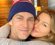 Gisele Bündchen enlouquece redes com pergunta sobre 'troca' para Tom Brady
