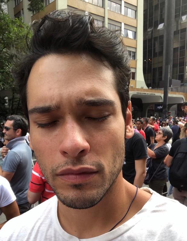 Bruno Fagundes (Foto: Reprodução/Instagram)