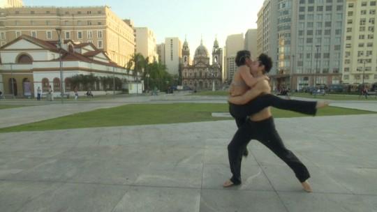 Coluna Diversão e Arte mergulha no Dança em Trãnsito