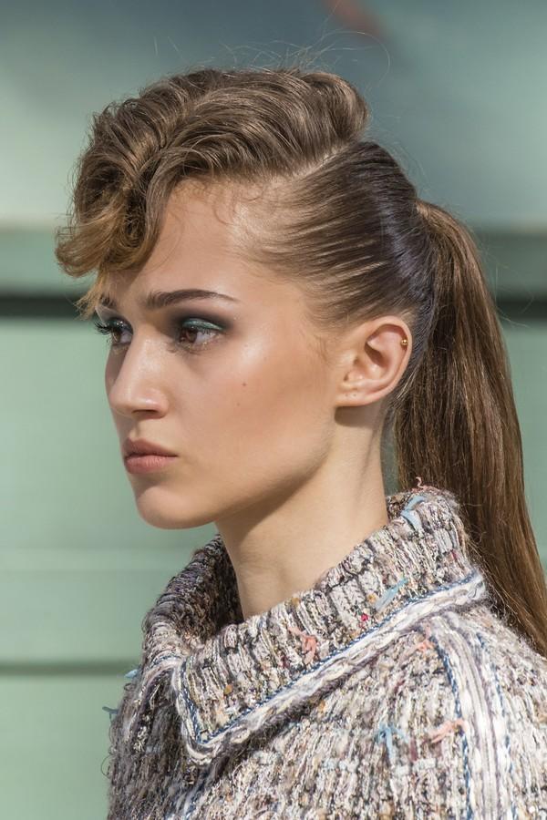 Chanel alta-costura inverno 2019 (Foto: Imaxtree)