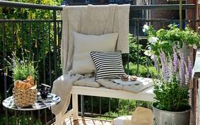 Varanda pequena com horta: 10 ambientes para se inspirar!