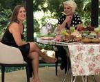 Patrícia, do 'BBB', com Ana Maria Braga no 'Mais você' | TV Globo