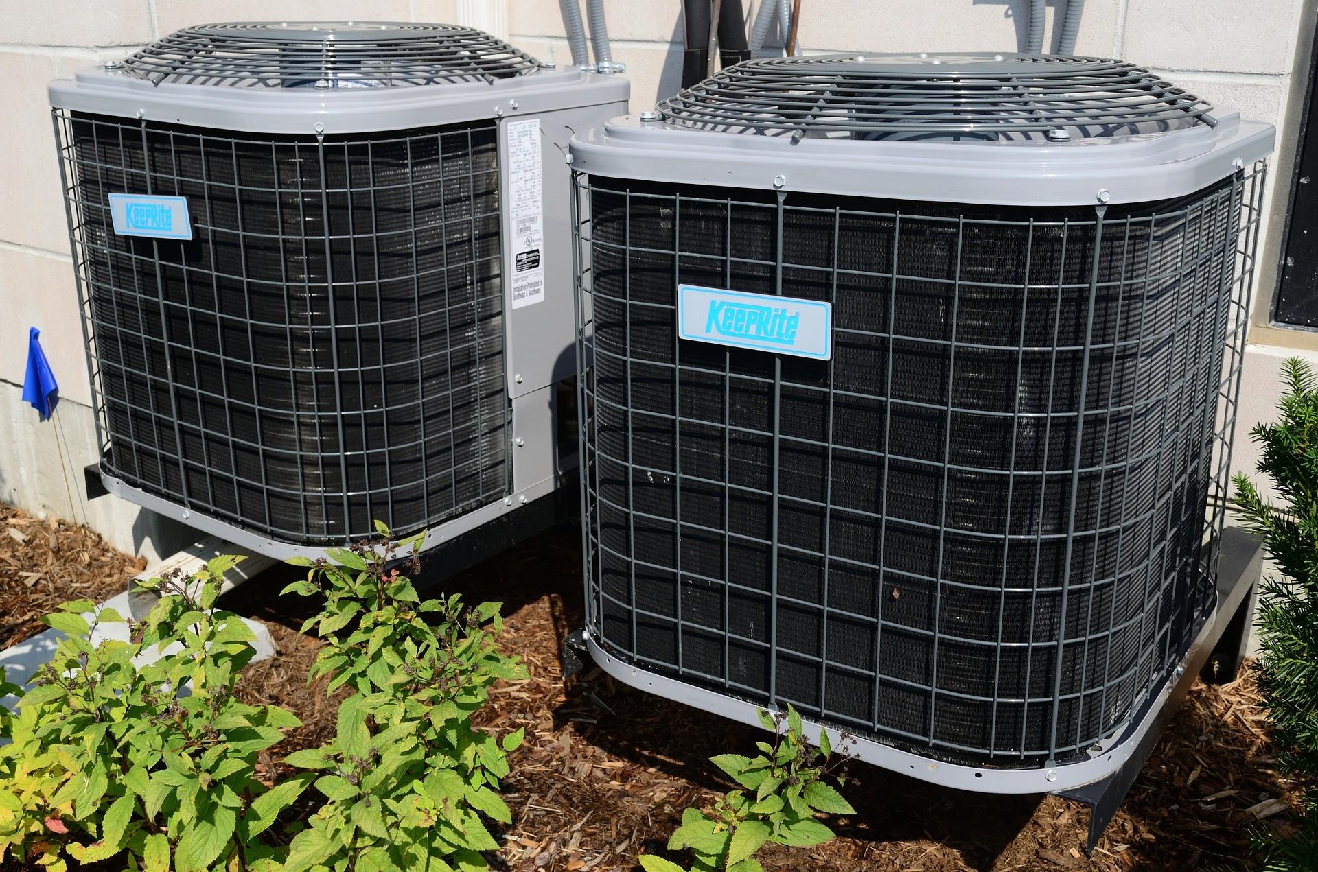 Equipamentos de ar-condicionado (Foto: Pixabay)