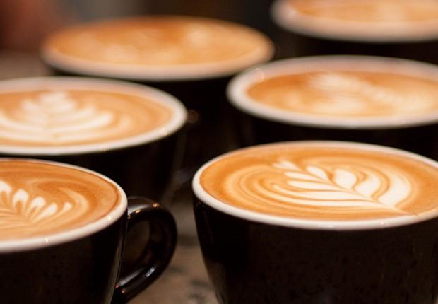Café com leite (Foto: Thinkstock)