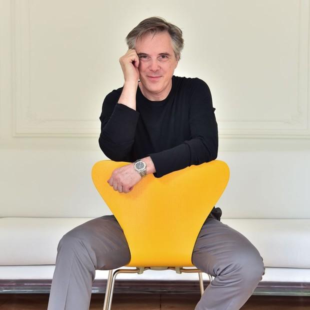 Olivier Lapidus (Foto: Divulgação)
