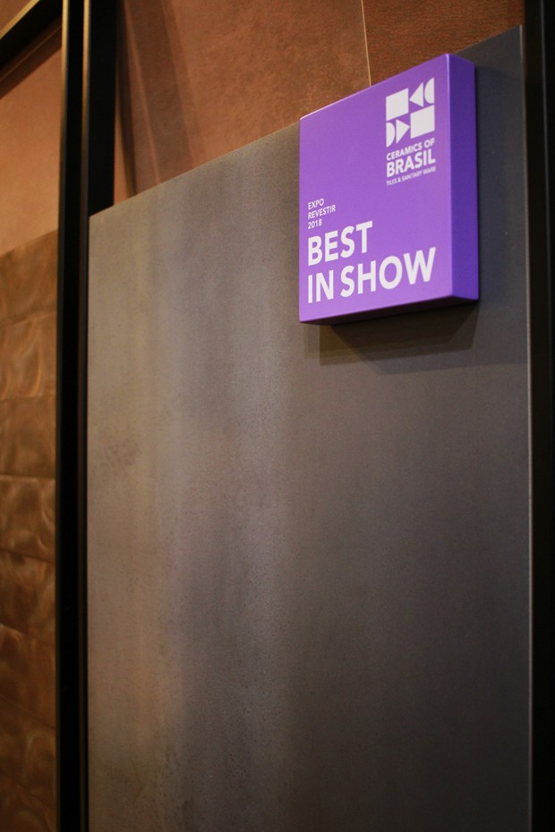 Expo Revestir 2018: conheça os vencedores do Best in Show (Foto: Divulgação)