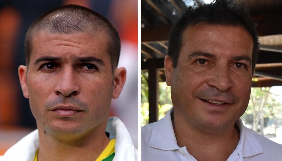 Especial penta - Luizão — Foto: GloboEsporte.com