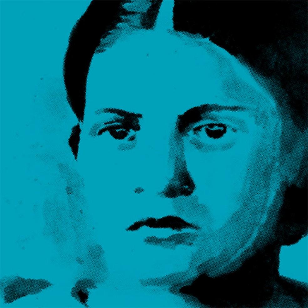 Capa do single 'Pátria de saia', de Michael Sullivan — Foto: Arte de Sandro Menezes