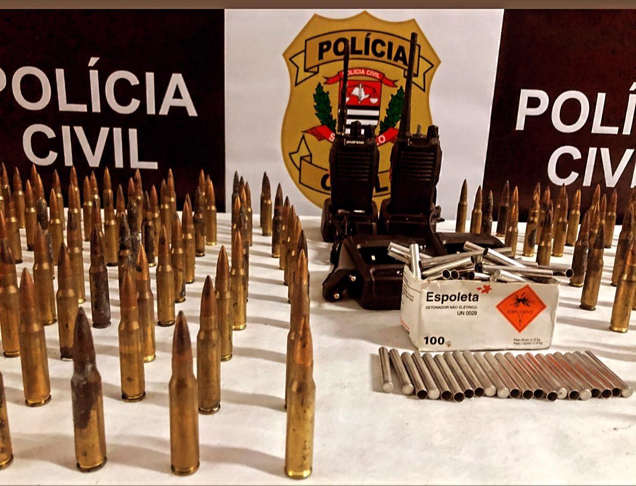 Polícia de SP prende mulher suspeita de participação em assalto a agência bancária de Criciúma