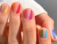 10 ideias de nail art para quem tem unhas curtas