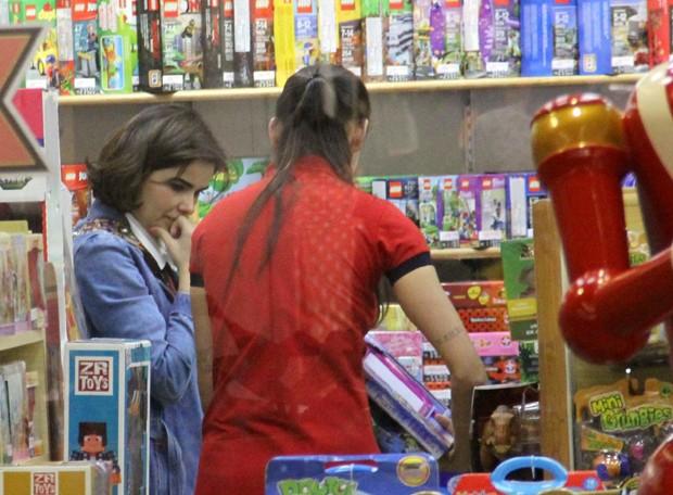 Vanessa Giácomo (Foto: J Humberto/AgNews)