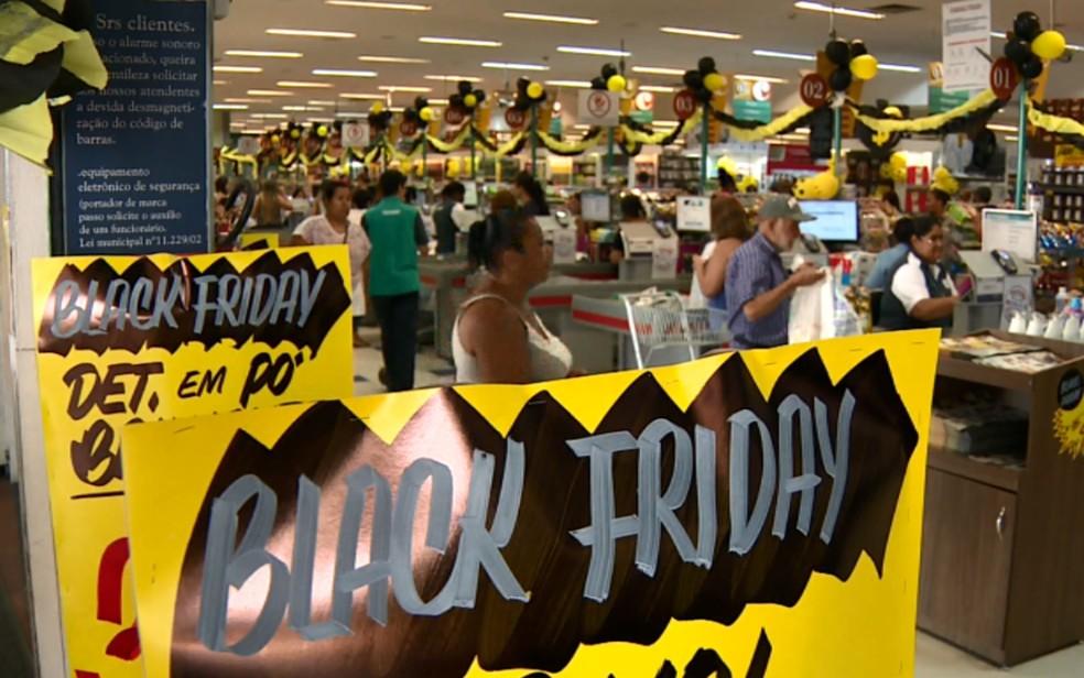 8a5388760 ... Black Friday acontece nesta sexta-feira (23) no Brasil — Foto   Reprodução