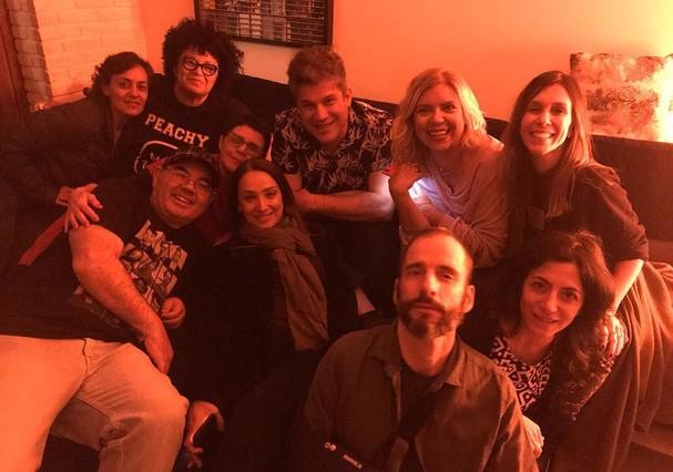 Ex-VJs da MTV postam foto e fãs ficam nostálgicos (Foto: Reprodução)