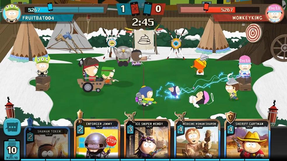 South Park: Phone Destroyer — Foto: Divulgação/Google Play