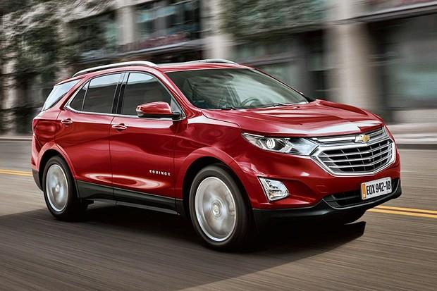 Chevrolet Equinox será vendido por R$ 149.900 - AUTO ...