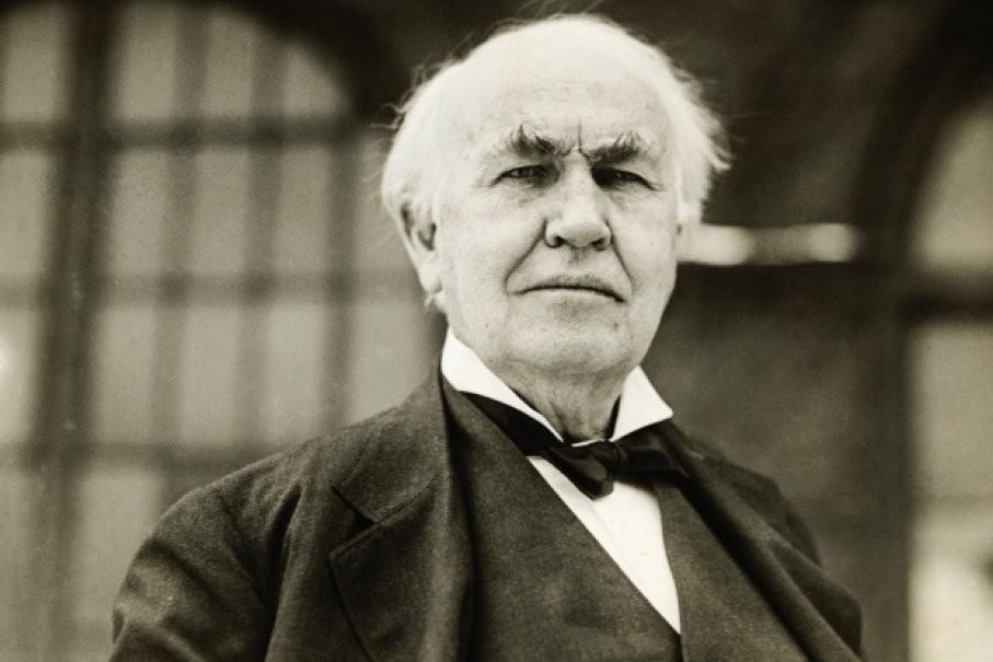 Thomas Edison (Foto: Reprodução)