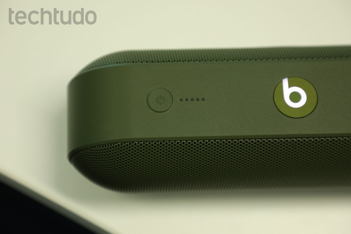 Beats Pill+ (Foto: Yuri Hildebrand/TechTudo)