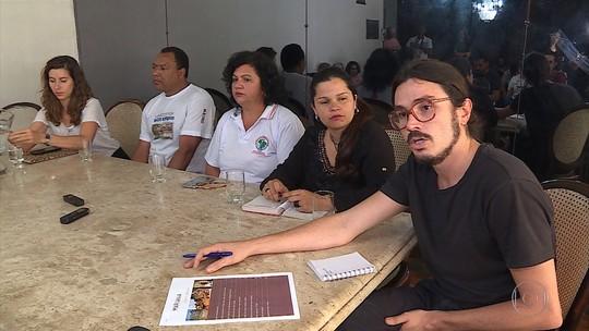 Atingidos pela barragem de Fundão temem atraso na construção do 'Novo Bento Rodrigues'